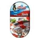 Amerigo филе сельди в томате 170г