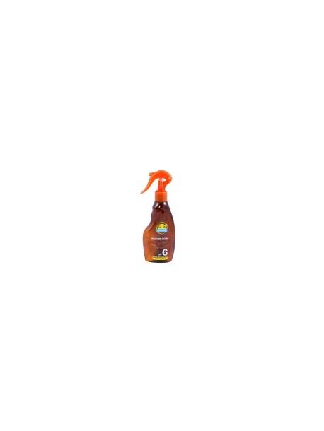 """Масло для загара """"Кофе и ваниль. Французская Полинезия"""" Sun Energy Coffe&Vanilla Oil SPF6"""