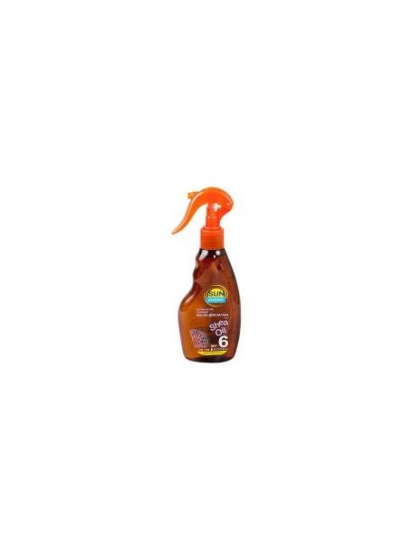 "Масло для загара ""Ши. Африканская Танзания"" Sun Energy Shea Oil SPF6"