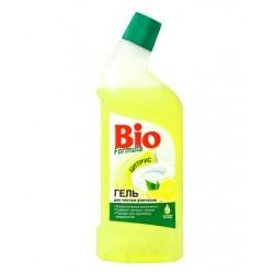 Гель для чистки унитазов Bio Formula Цитрус 1 л