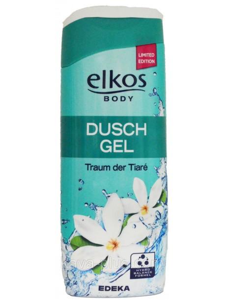 Гель для душа Elkos Traum der Tiare 300 ml