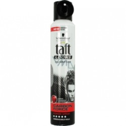 "Лак ""5"" Taft Looks Carbon 200 ml Германия."