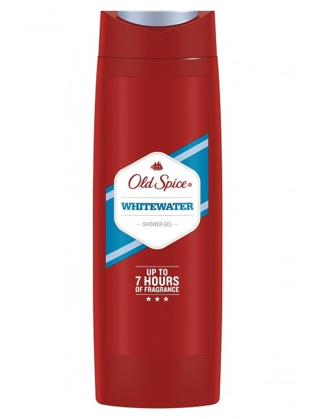 Гель для душа Old Spice Whitewater Shower Gel