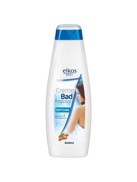 "Крем-пена для ванны ""Миндаль"" Elkos Soft Care Creme Bad"