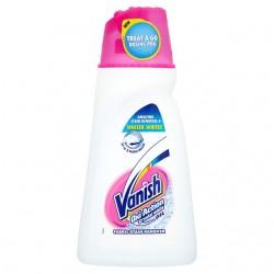 Пятновыводитель + отбеливатель Vanish Liquid Oxi Action, 1,5л