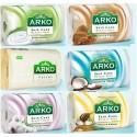 Крем-мыло Arko, 100 г Турция(в ассортименте)