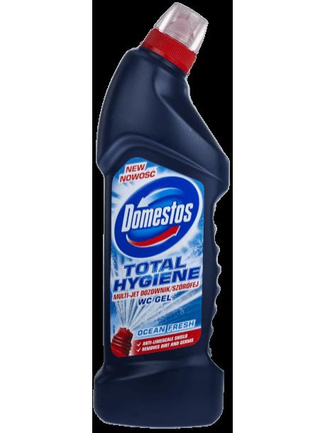 Гель для чистки унитазов Domestos Total Hygiene 700 мл