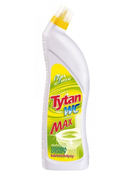 Средство для унитаза Tytan 1200 мл желтый