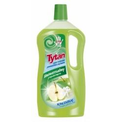 Универсальная жидкость для мытья Tytan яблоко 1 л