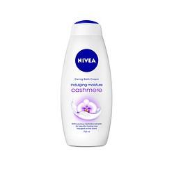 Крем-гель для душа Nivea с протеинами кашемира и ароматом орхидеи, 750 мл