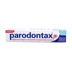 """Зубная паста """"Экстрасвежесть"""" Parodontax Extra Fresh 75мл."""