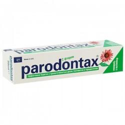 Зубная паста с фтором Parodontax F 75мл