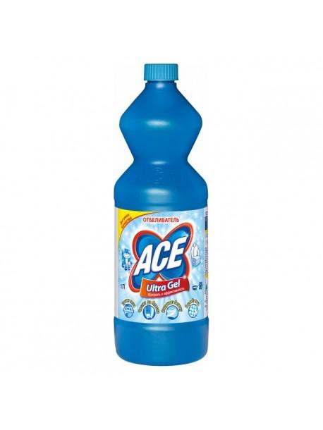 Жидкий отбеливатель ACE Gel Automat Ultra 1 л