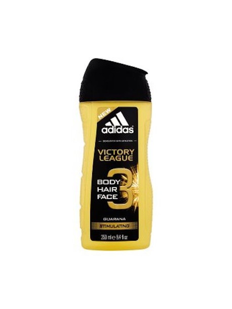 Гель для душа Adidas  Victory League Showergel 250 ml.