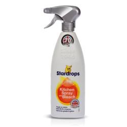 Stardrops Kitchen Spray Bleach Средство для чистки плит, раковин, рабочих поверхностей 750мл