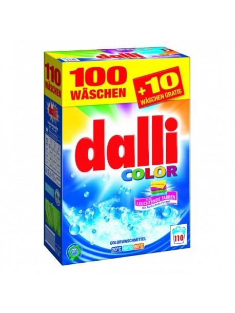 Стиральный порошок для стирки цветных вещей Dalli Color Colorwaschmittel 6,5 кг/100 стирок