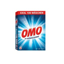 OMO стиральный порошок универсал 7 кг 100 стирок (Германия)