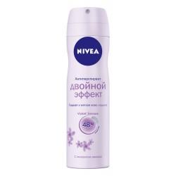 """Дезодорант спрей антиперспирант """"Двойной эффект"""" Nivea Double Effect Deodorant Spray"""
