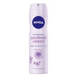 "Дезодорант спрей антиперспирант ""Двойной эффект"" Nivea Double Effect Deodorant Spray"