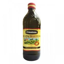 Оливковое масло Primadonna extra vergine 1л