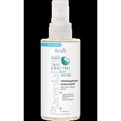 Серия Placental Care Keratin Термозащитный акваспрей для волос