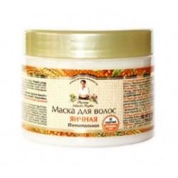Маска для волос Яичная Рецепты бабушки Агафьи 300мл