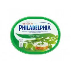 Сливочный сыр Philadelphia z Ziolami 125г.