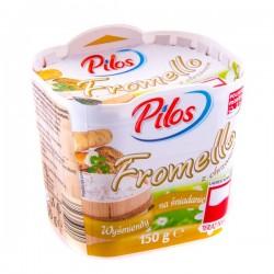Сливочный сыр с хреном Pilos Fromello 150г.