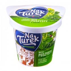 Сыр творожный с пряными травами NaTurek NASZ PUSZYSTY 140г.