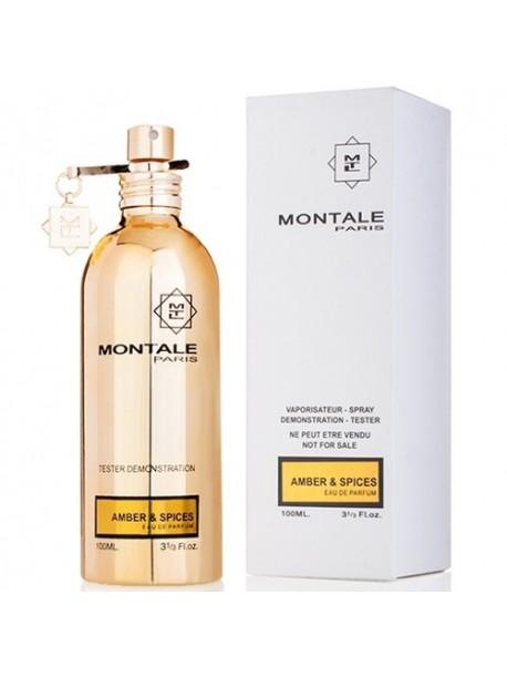 Montale Amber & Spices Парфюмированная вода (тестер)100мл