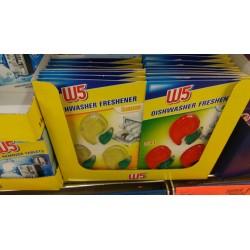 Освежитель для посудомоечных машин W5 Zitrone, 18 мл