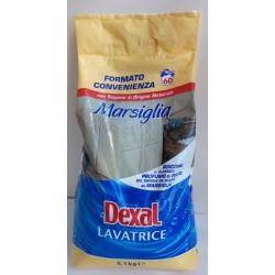 Порошок универсальный Dexal Marsiglia, 5.1кг., Италия