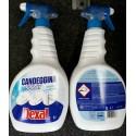 Универсальное чистящее средство c хлоркой dexal candeggina spray 1л