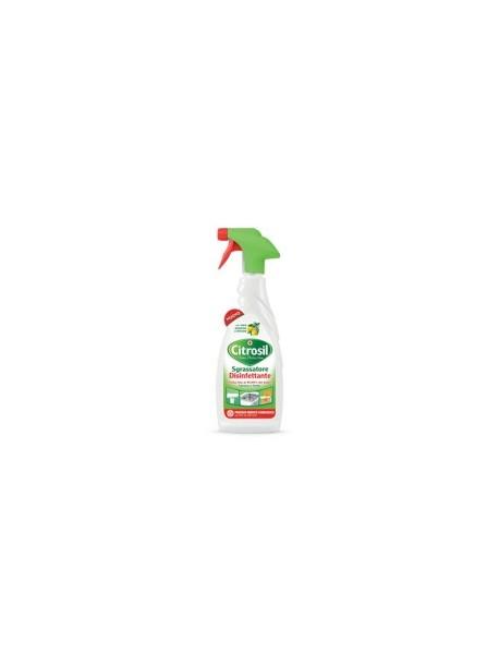 Универсальный очиститель дезинфицирующий citrosil sgrassatore disinfettante 650мл