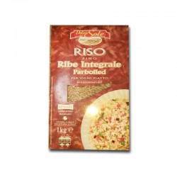 Рис Delizie Sole Ribe Integrale Parboiled (1 Кг)