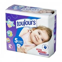 Подгузники Toujours Junior 5 (11-25 кг) 44 шт