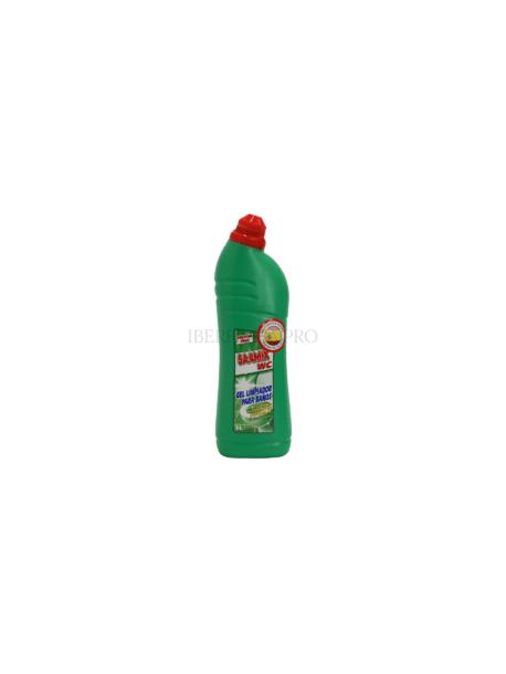 Гель для чистки унитазов с запахом сосны SAAMIX (1 литр) Испания.