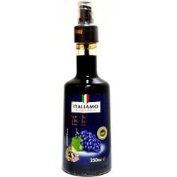 Уксус бальзам из темного винограда (спрей) Italiamo Aceto Balsamico di Modena P.G.I. 250ml.