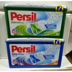 Капсулы для стирки Persil Universal Power-Mix 35шт