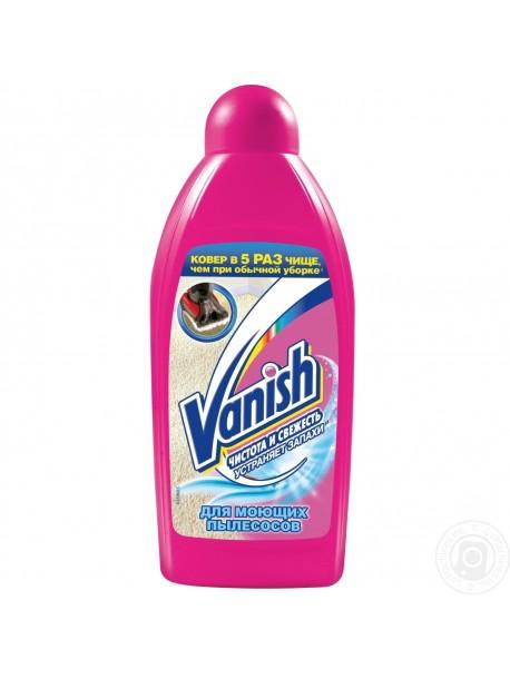 Средство для чистки ковров моющим пылесосом 450 мл Vanish Machine Wash