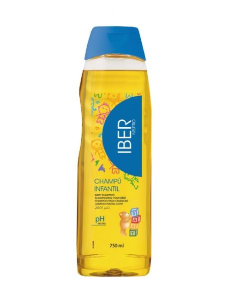 Шампунь детский Iber Neutro Baby Shampoo
