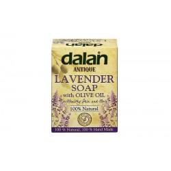 Твердое мыло с оливковым маслом Dalan Antique Lavander Soap With Olive Oil 100%