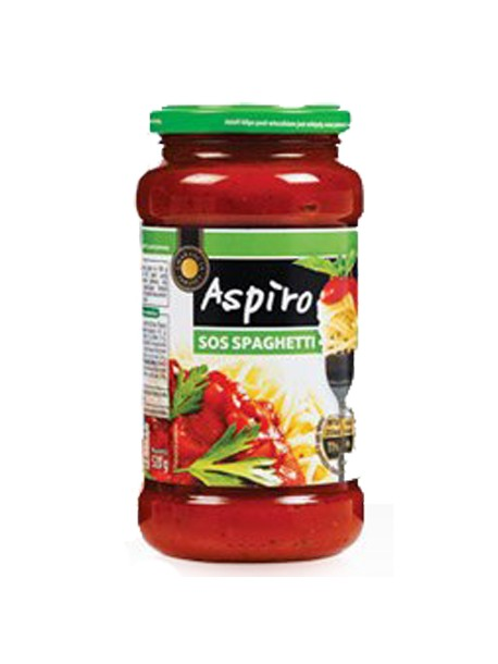 Соус для спагетти Аспиро / Sos Spaghetti Aspiro-520г.