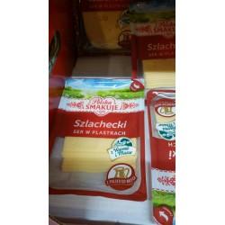 Сыр нарезка polska smakuje szlachecki serw plastrach 150г