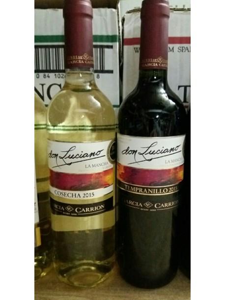 Вино Don Luciano la moncha cosecha 2015 750мл