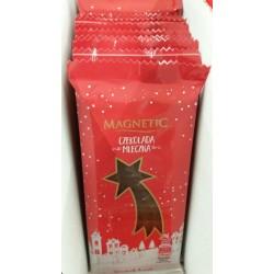 Шоколад молочный Magnetic Mleczna czekolada 100г