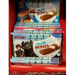 Шоколад Milk minis 100г Германия