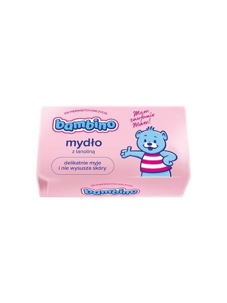 Детское мыло Bambino 100г Польша