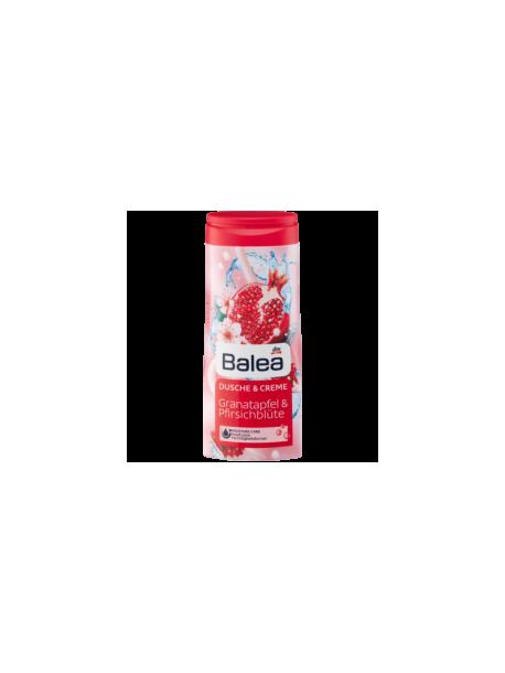 Balea Cremedusche Granatapfel & Pfirsichblute, 300 - гель для душа с ароматом граната и цвета персика 300 мл (Германия)