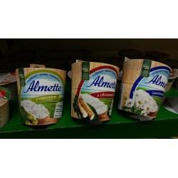 Сыр Almette сливочный в ассортименте, 150г Польша